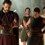 Viriato, Paulo, Darío y Héctor