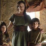 Bárbara y los niños