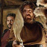 Hovik, el bruto, y Viriato, el líder de 'Hispania'