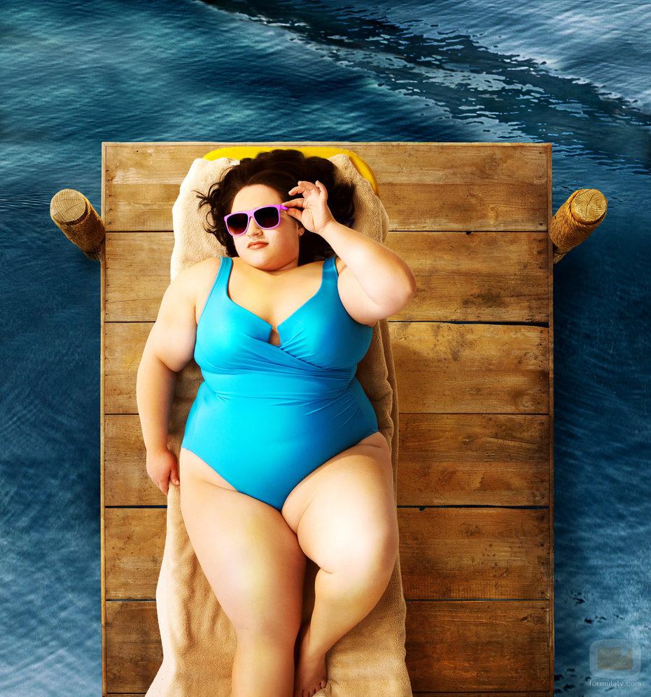 они толстушка на море картинки берлине открыл