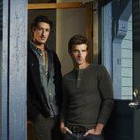 Duke Crocker y Nathan Wuornos