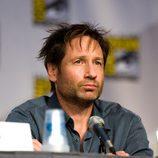 David Duchovny en la Comic Con 2010