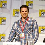 Michael C. Hall en la Comic Con 2010