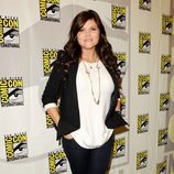 Tiffani Thiessen en la Comic Con 2010