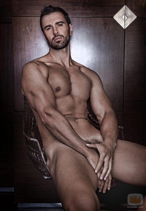 Desnudo de Roberto Liaño