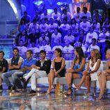 Los concursantes de 'Supervivientes 2010' en la final