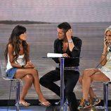 Jesús Vázquez entrevista a las finalistas de 'Supervivientes 2010'