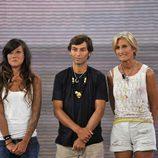 Deborah, Parri y María José, finalistas de 'Supervivientes 2010'