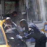 Accidente de tráfico en 'Trauma'