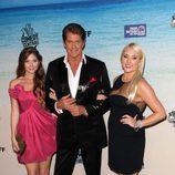 David Hasselhoff con sus hijas