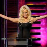 Pamela Anderson en 'The Comedy Central Roast'