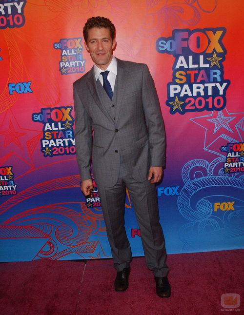 Matthew Morrison en la All Star de Fox