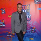 Mark Salling en la fiesta All Star de Fox