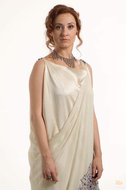 Nathalie Poza es Claudia en la serie 'Hispania'