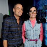 Katy Perry y Mark Salling