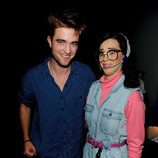 Robert Pattinson y Katy Perry fea