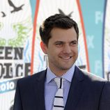 Joshua Jackson en los Teen Choice Awards 2010