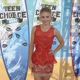 Kristen Bell en los Teen Choice 2010