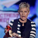 Ellen DeGeneres en los Teen Choice 2010