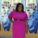Amber Riley en los Teen Choice 2010