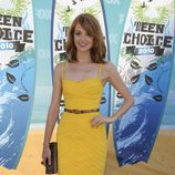 Jayma Mays en los Teen Choice 2010