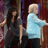 Betty White y Sandra Bullock