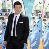 Cory Monteith en los Teen Choice 2010