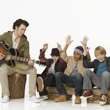 Kevin Jonas en 'Camp Rock 2'