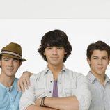 Los Jonas Brothers en 'Camp Rock 2'