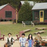 Mitchie, Shane, Nate y Jason regresan a 'Camp Rock'