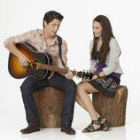 Nick Jonas y Chloe Bridges