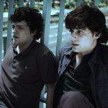 Adam Jezierski y Óscar Sinela en 'Tormenta'