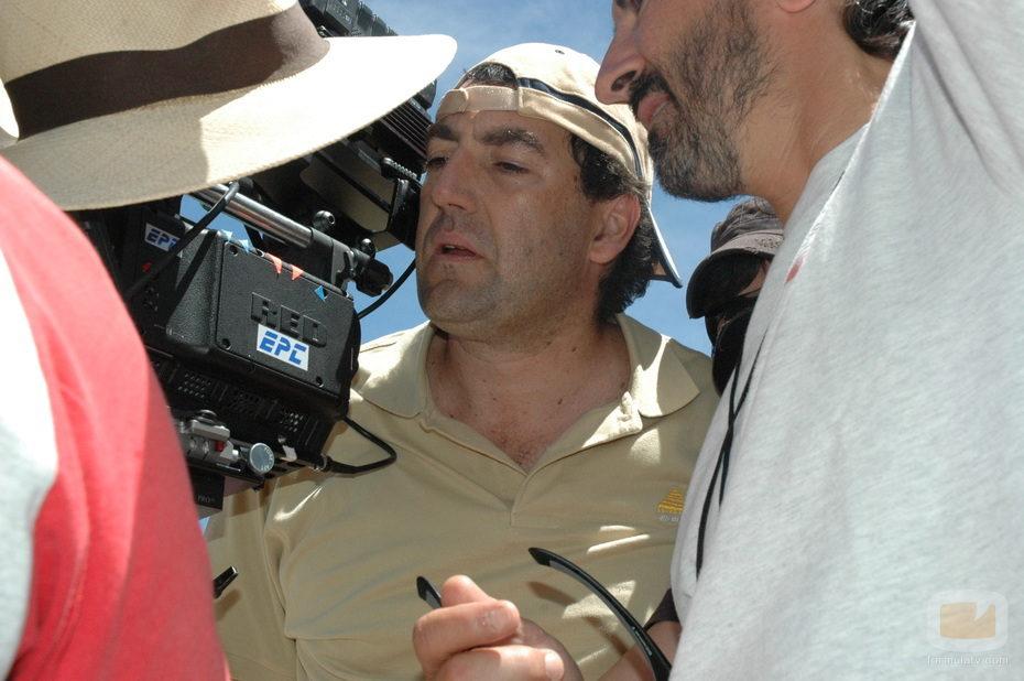 El cineasta Daniel Calparsoro