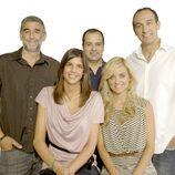 Los presentadores del Mundobasket de Turquía