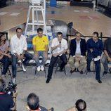 Rueda de prensa del Mundial de Basket de Turquía