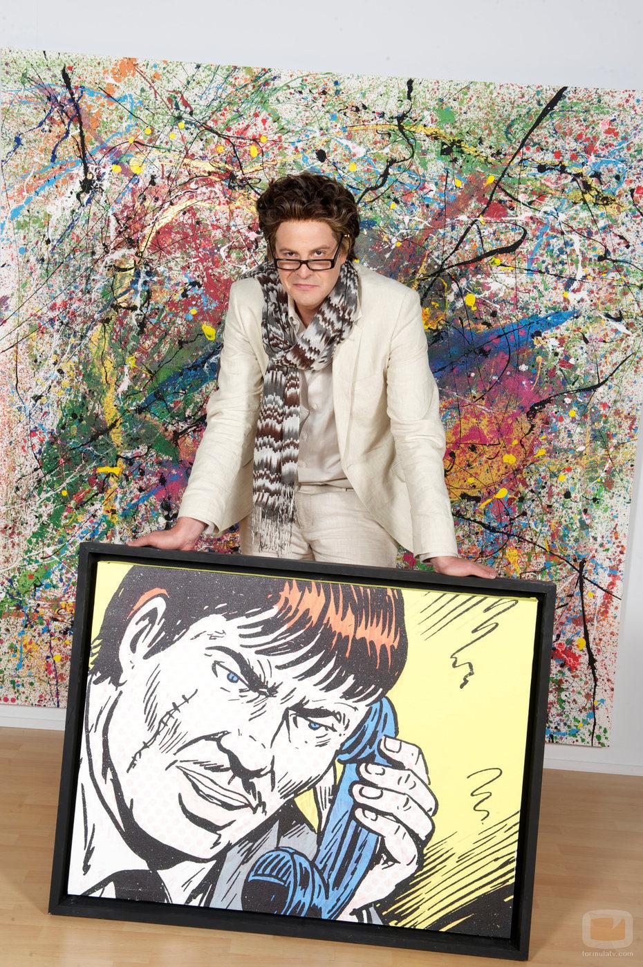 La serie de humor 'Museo Coconut' con el cómico Raúl Cimas