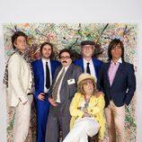 Equipo de la comedia 'Museo Coconut'