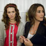 Vicky Martín Berrocal y Elena Ballesteros