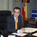 Jaime Pujol es Andrés Casqueiro en 'El comisario'