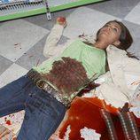 Clara (Paula Echavarría) muere en 'El comisario'
