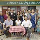 Reparto sexta temporada de 'Amar en tiempos revueltos'