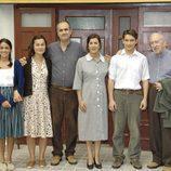 Familia Muñoz (Portería) en la sexta temporada de 'Amar en tiempos revueltos'