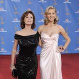 Susan Sarandon y Eva Amurri en los Emmy