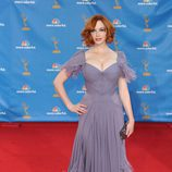 Christina Hendricks en los Emmy