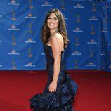 Lea Michelle posa en los premios Emmy