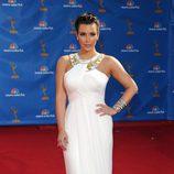 Kim Kardashian en los Emmy