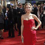 Jessalyn Gilsig en los Emmy