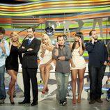 El equipo de 'Sé lo que hicisteis...', temporada 2010-2011