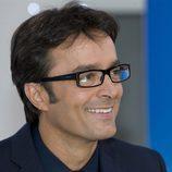 Marcos López, presentador del 'Telediario fin de semana'