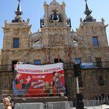 Macrogamba en Astorga